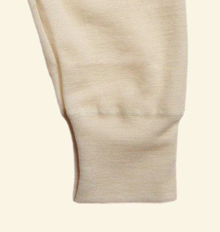 78508819a0c Underbukser, lange økologisk uld - Undertøj, uld - Damer - Ekotextil.dk